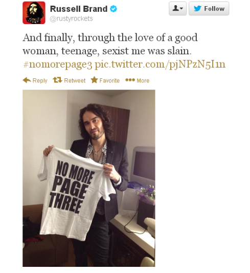 Twitter   rustyrockets  And finally, through the love ...