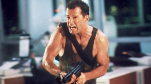 DIE HARD (1988) BRUCE WILLIS CREDIT: 20th CENTURY FOX/COURTESY NEAL PETERS COLLECTION