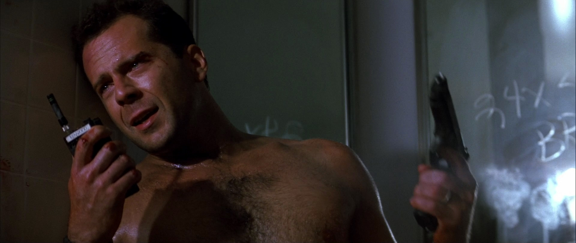 Making fists with your toes: Towards a feminist analysis of Die Hard