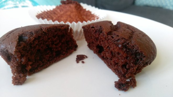 cupcake inside